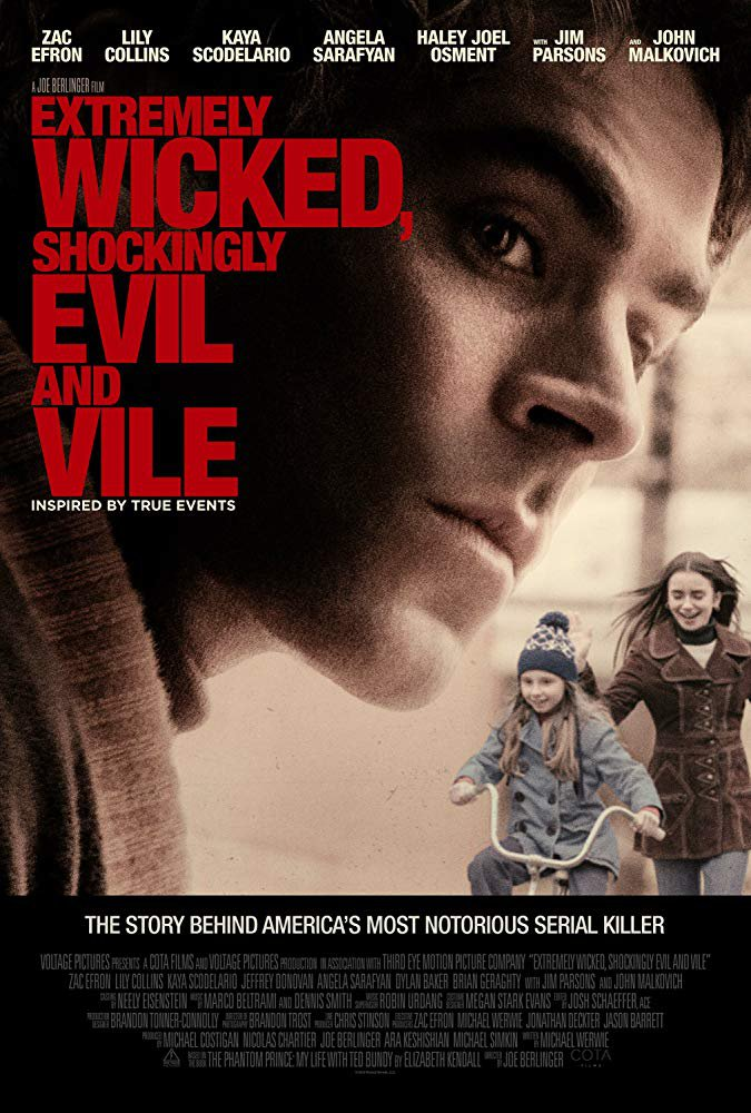 Extremely Wicked, Shockingly Evil And Vile (2019) Digital Copy Backup-DVD+Download