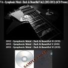 VA - Symphonic Metal - Dark & Beautiful Vol.2 (2012-2013) (DVD-AUDIO AC3 5.1)