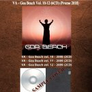 VA - Goa Beach Vol. 10-12 (Promo 2018) (DVD-AUDIO AC3 5.1)