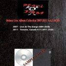 Pearl Jam - Deluxe Live Album Collection 2007-2011 Vol.2 (DVD-AUDIO AC3 5.1)