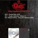 Ozzy Osbourne - Deluxe Compilation 2010-2011 (DVD-AUDIO AC3 5.1)