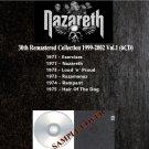 Nazareth - 30th Remastered Collection 1999-2002 Vol.1 (DVD-AUDIO AC3 5.1)
