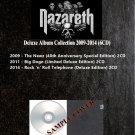 Nazareth - Deluxe Album Collection 2009-2014 (DVD-AUDIO AC3 5.1)