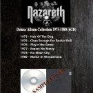 Nazareth - Deluxe Album Collection 1975-1980 (DVD-AUDIO AC3 5.1)