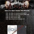 Motorhead - Deluxe Live Album Collection 1981-1994 (DVD-AUDIO AC3 5.1)