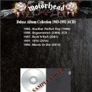 Motorhead - Deluxe Album Collection 1983-1992 (DVD-AUDIO AC3 5.1)