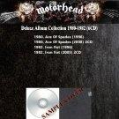 Motorhead - Deluxe Album Collection 1980-1982 (DVD-AUDIO AC3 5.1)