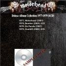 Motorhead - Deluxe Album Collection 1977-1979 (DVD-AUDIO AC3 5.1)