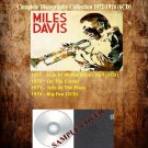 Miles Davis - Complete Discography Collection 1972-1974 (DVD-AUDIO AC3 5.1)