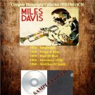 Miles Davis - Complete Discography Collection 1958-1960 (DVD-AUDIO AC3 5.1)