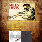 Miles Davis - Complete Discography Collection 1949-1958 (DVD-AUDIO AC3 5.1)