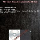 Mick Taylor - Deluxe Album Collection 2003-2010 (DVD-AUDIO AC3 5.1)