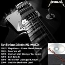 Metallica - Rare Unreleased Collection 1982-2000 (DVD-AUDIO AC3 5.1)