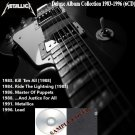 Metallica - Deluxe Album Collection 1983-1996 (DVD-AUDIO AC3 5.1)