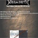 Megadeth - Vinyl Edition Collection 1985-1992 (DVD-AUDIO AC3 5.1)