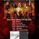 Krokus - Deluxe Album Collection 1976-1982 (DVD-AUDIO AC3 5.1)