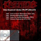 Kreator - Deluxe Remastered Collection 1990-1997 (2018) (DVD-AUDIO AC3 5.1)
