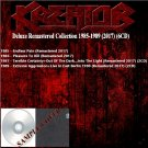 Kreator - Deluxe Remastered Collection 1985-1989 (2017) (DVD-AUDIO AC3 5.1)