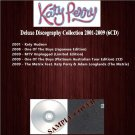 Katy Perry - Deluxe Discography Collection 2001-2009 (DVD-AUDIO AC3 5.1)