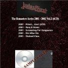 Judas Priest - The Remasters Series 2001-2002 Vol.2 (DVD-AUDIO AC3 5.1)