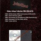 Judas Priest - Deluxe Album Collection 1980-1986 (DVD-AUDIO AC3 5.1)