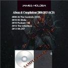 James Holden - Album & Compilations 2006-2013 (DVD-AUDIO AC3 5.1)