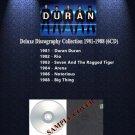 Duran Duran - Deluxe Discography Collection 1981-1988 (DVD-AUDIO AC3 5.1)