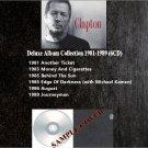Eric Clapton - Deluxe Album Collection 1981-1989 (DVD-AUDIO AC3 5.1)