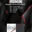 DJ Bobo - Discography Collection 2010-2014 (DVD-AUDIO AC3 5.1)