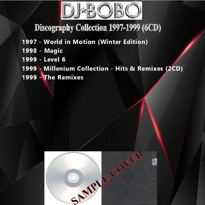 DJ Bobo - Discography Collection 1997-1999 (DVD-AUDIO AC3 5.1)