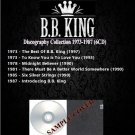 B.B. KING - Discography Collection 1973-1987 (DVD-AUDIO AC3 5.1)