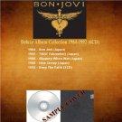 Bon Jovi - Deluxe Album Collection 1984-1992 (DVD-AUDIO AC3 5.1)