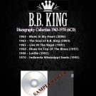 B.B. KING - Discography Collection 1963-1970 (DVD-AUDIO AC3 5.1)