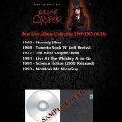 Alice Cooper - Best Live Album Collection 1969-1993 (DVD-AUDIO AC3 5.1)