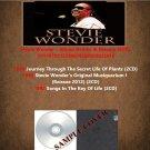 Stevie Wonder - Album Deluxe & Reissue (DVD-AUDIO AC3 5.1)