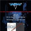 Van Halen - Album Collection 1986-1993 (DVD-AUDIO AC3 5.1)