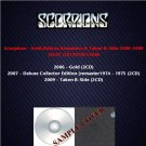 Scorpions - Gold,Deluxe Remasters & Taken B-Side 2006-2009 (DVD-AUDIO AC3 5.1)