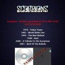Scorpions - Rarities Live & Best Of 1978-2001 (DVD-AUDIO AC3 5.1)