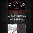 Queen - Live,Greatest Hits & Bonus 1979-1991 (DVD-AUDIO AC3 5.1)