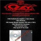Ozzy Osbourne - Unreleased & Rare Album Collection 1980-1982 (DVD-AUDIO AC3 5.1)