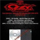 Ozzy Osbourne - Album & Live Collection 2001-2004 (DVD-AUDIO AC3 5.1)