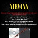 Nirvana - Deluxe Rare Album,Live  & Greatest Hits 2005-2016 (DVD-AUDIO AC3 5.1)