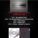 Eminem - Deluxe Album 2012-2016 (DVD-AUDIO AC3 5.1)