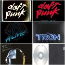 Daft Punk - Album Deluxe,Live & Remixes 2006-2013 (DVD-AUDIO AC3 5.1)