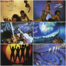 Boney M - Album Compilation Collector's Edition 1976-84 (DVD-AUDIO AC3 5.1)