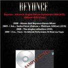 Beyonce - Album & Singles Deluxe & platinum 2009 (DVD-AUDIO AC3 5.1)