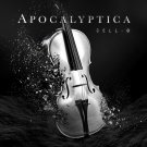 Apocalyptica - Cell-0 (2020 Silver Pressed Promo CD)*