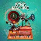 Gorillaz - Song Machine Episode 1 (CD Single Promo Edition 2020)