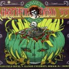 Grateful Dead - Daves Picks Vol. 33 Evans Field House Dekalb IL 1977 (Silver Pressed Promo 3CD)*