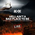 ACDC - Hell Aint A Bad Place To Be Live (2019 Silver Pressed Promo CD)*